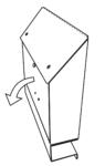 Papperskorgar i City utrustas med R8 2