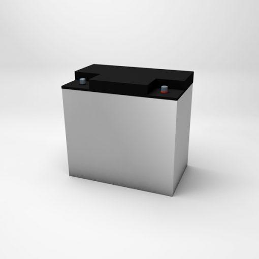 Batteri EGC 12V 22ah 1