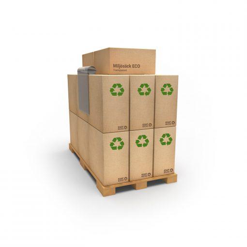 Miljösäckar EWF ECO