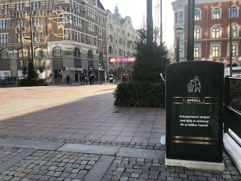 Renhållning Malmö