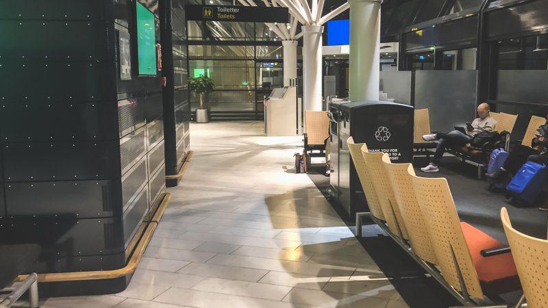 Köpenhamns flygplats implementerar Bigbelly 1