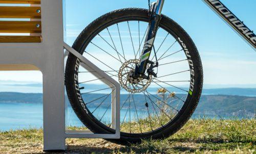Cykelställ